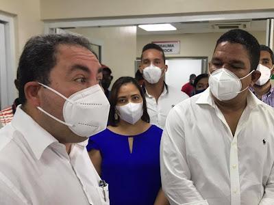Mario Lama Director SNS cuestiona funcionamiento del Hospital Jaime Mota