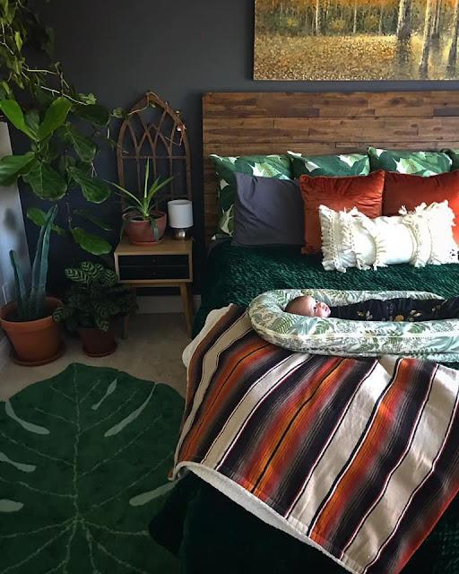 Emerald Green Velvet Quilt, Green Velvet Quilt, Handmade Quilt, Pick Stitch Quilt