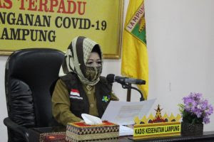 PDP Covid-19 di Lampung Bertambah Dua Orang