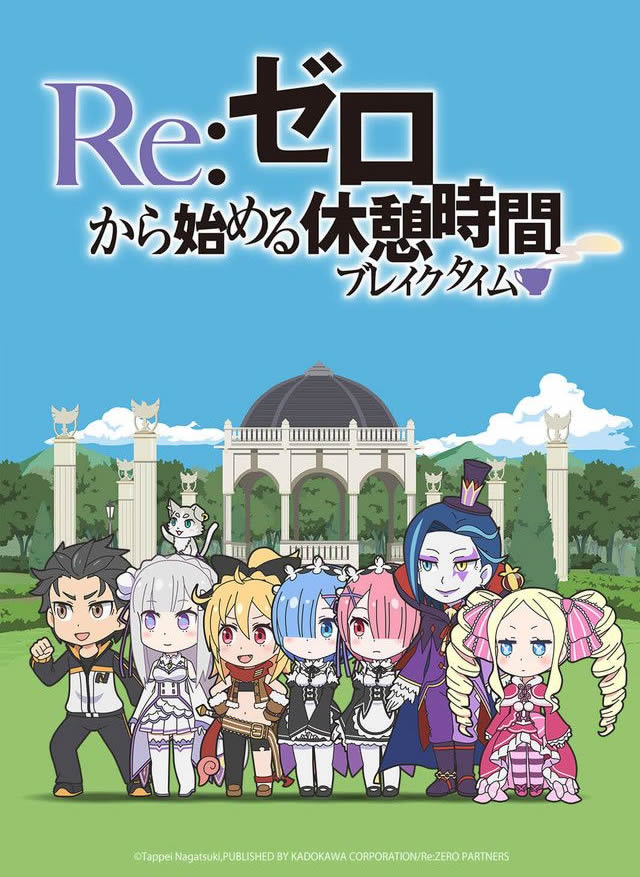 Re:Zero kara Hajimeru Break Time (11/11) (Spin-Off) [1080p]