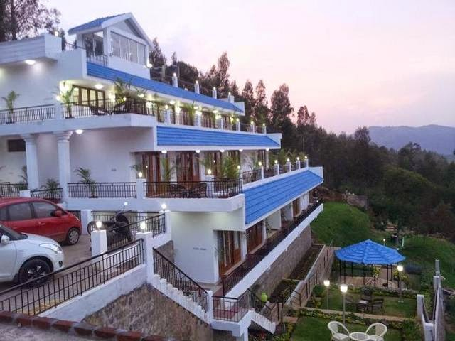 Mount N Mist  Luxury Hotels in Ooty