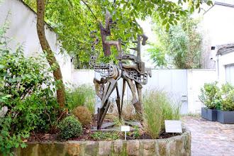 Paris : Musée Zadkine, atelier-musée bucolique au coeur d'un jardin secret - VIème