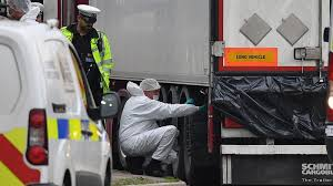 Britain trial to begin for four suspects in Vietnamese migrant truck tragedy