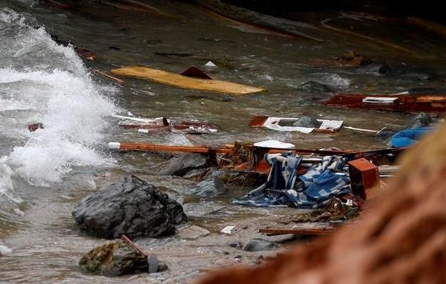Naufrágio na costa da Califórnia deixa três mortos e 27 feridos