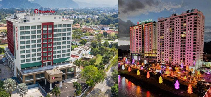 Senarai 4 Hotel Terkemuka di Ipoh Yang Tutup Operasi Kerana Covid-19