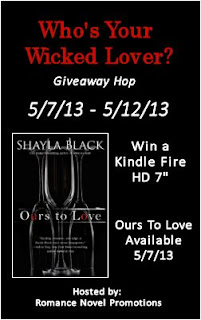Shayla Black's Who's Your Wicked Lover Giveaway Hop