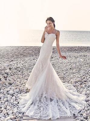 vestidos de novia para jardin