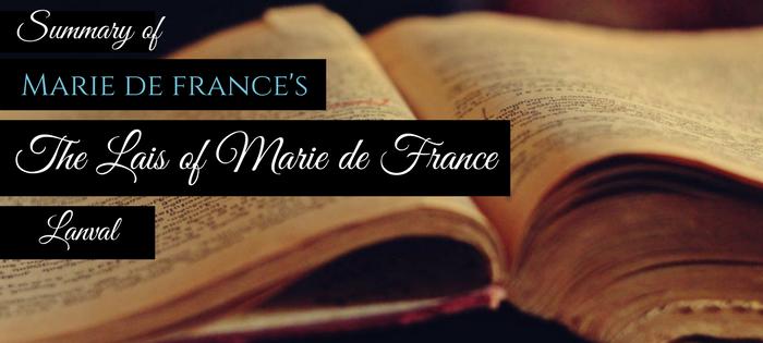 Summary of Marie de France's The Lais of Marie de France Lanval