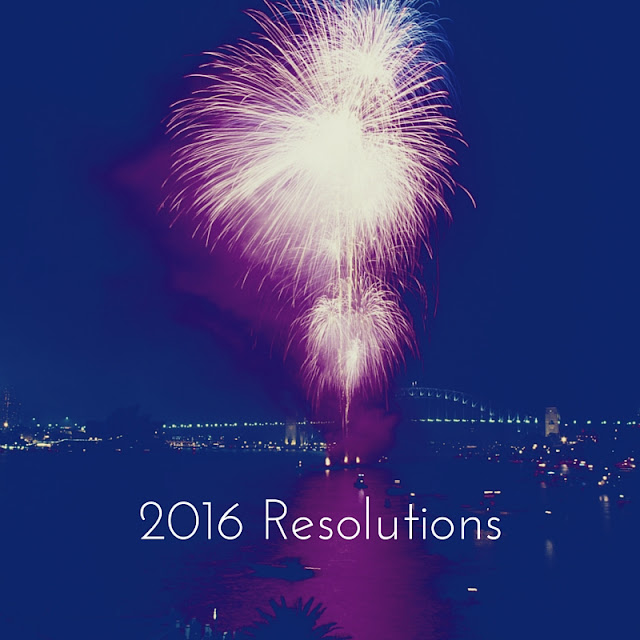 20 Resolutions For 2016