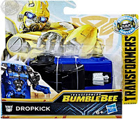 Hasbro Transformers Bumblebee Movie Power Series Dropkick 001