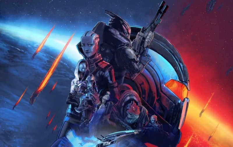 Mass Effect: Legendary Edition is now pre-ordering at selected venues