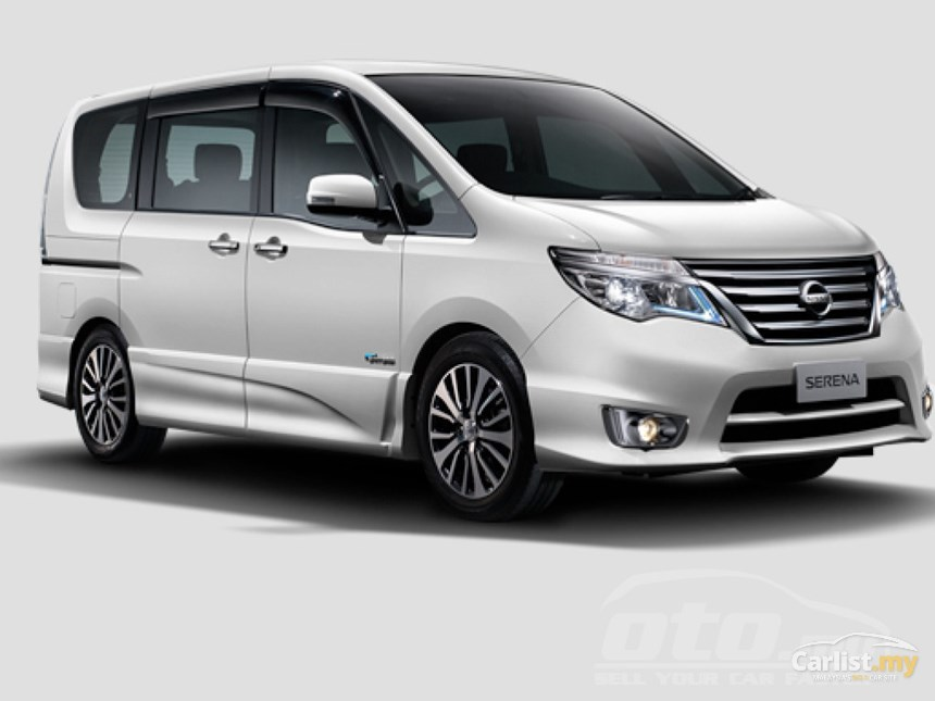 nissan serena s hybrid 2016 harga kereta di malaysia. Black Bedroom Furniture Sets. Home Design Ideas