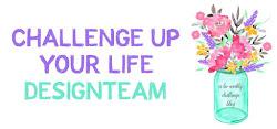 Challenge up your life Designteam