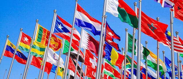 أشكال الدول وانواعها بالتفصيل