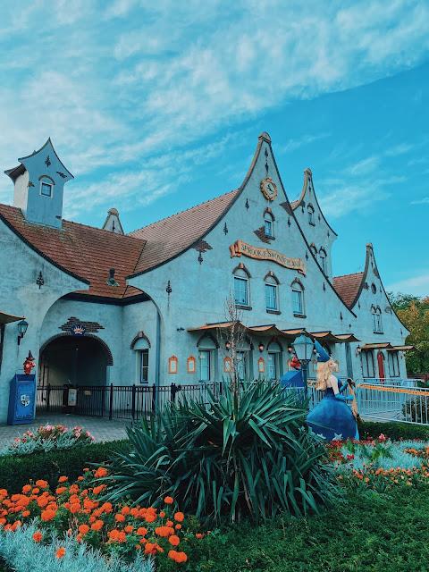 Entree ingang Sprookjeswonderland in Enkhuizen