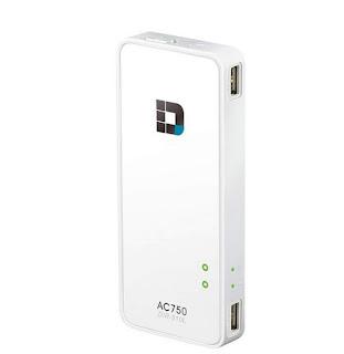 router D-Link DIR-510L AC750