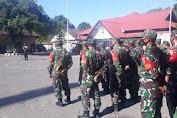 Kodim 1607/Sumbawa, Siap  Bantu Pengamanan Semua Tahapan Pilkada 2020