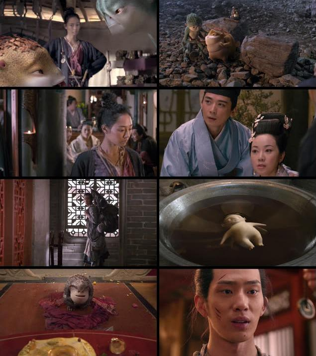 Monster Hunt 2015 Dual Audio Hindi 720p BDRip