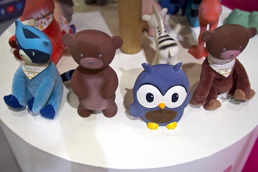 Nuevos animalitos del bosque de Tikiri