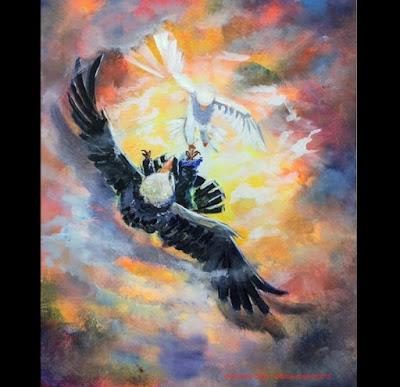 The Wings of Eagles by Deborah Waldron Fry