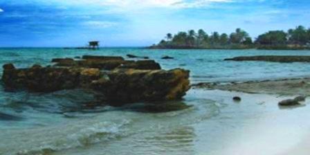 Lokasi Pantai Nongsa  Batam Kepulauan Riau