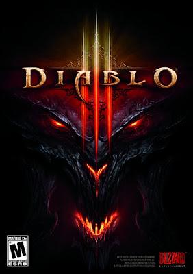 Diablo 3 Game Cover