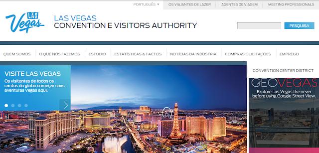 Informações gerais em Las Vegas
