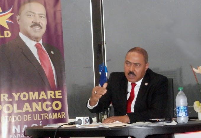 Polanco se declara ganador de diputación en ultramar después que las OCLEE se negaron a revisar votos nulos