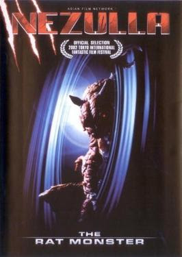 Nezulla the Rat Monster Poster