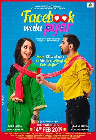 Watch Online Bollywood Movie Facebook Wala Pyar 2019 300MB HDRip 480P Full Hindi Film Free Download At WorldFree4u.Com