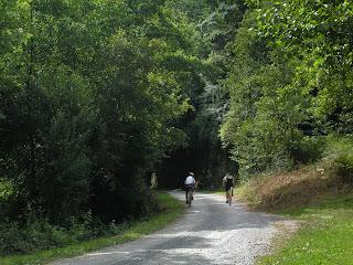 Caminos verdes en Navarra