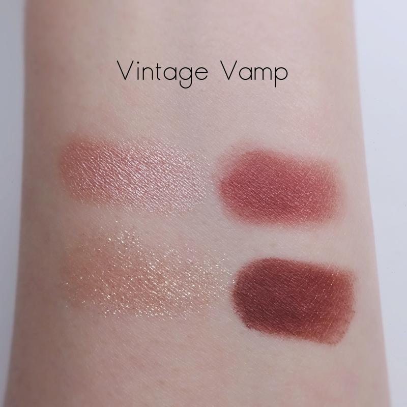Charlotte Tilbury Vintage Vamp swatch