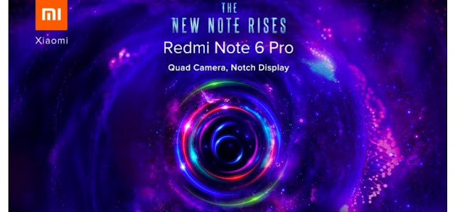 redmi note 6 pro details, redmi note 6 pro features, redmi note 6 pro flipkart, redmi note 6 pro rs, redmi note 6 pro specifications