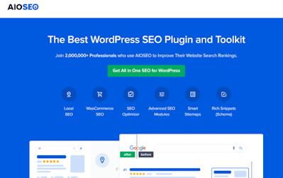 Ultimate SEO WordPress stats plugin