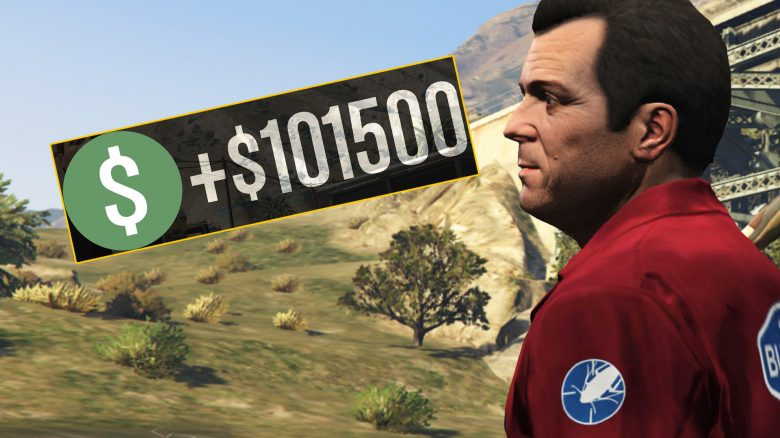 GTA Online: how to give money to other players