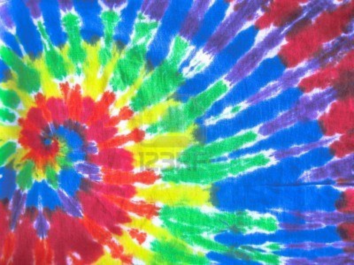 about tie dye wall - photo #9