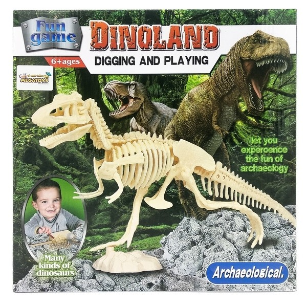 Sưu Tầm Hóa Thạch Khủng Long T-rex
