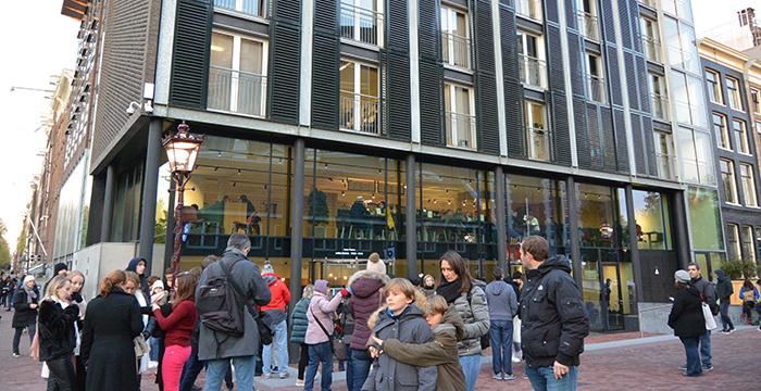 Museo Amsterdam, Casa de Anna Frank, casa museo