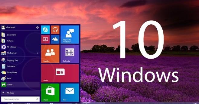 تحميل نسخة ويندوز 10 64 بت iso