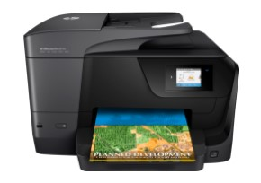 HP OfficeJet Pro 8710 All-in-One Pilote