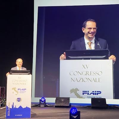 Olivati Fiaip Bergamo vicepresidente nazionale agenti immobiliari professionali