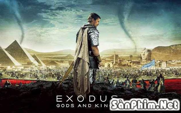 xem phim Cuộc Chiến Chống Pha Ra Ông - Exodus: Gods and Kings 2014 sanphim.net photo 0