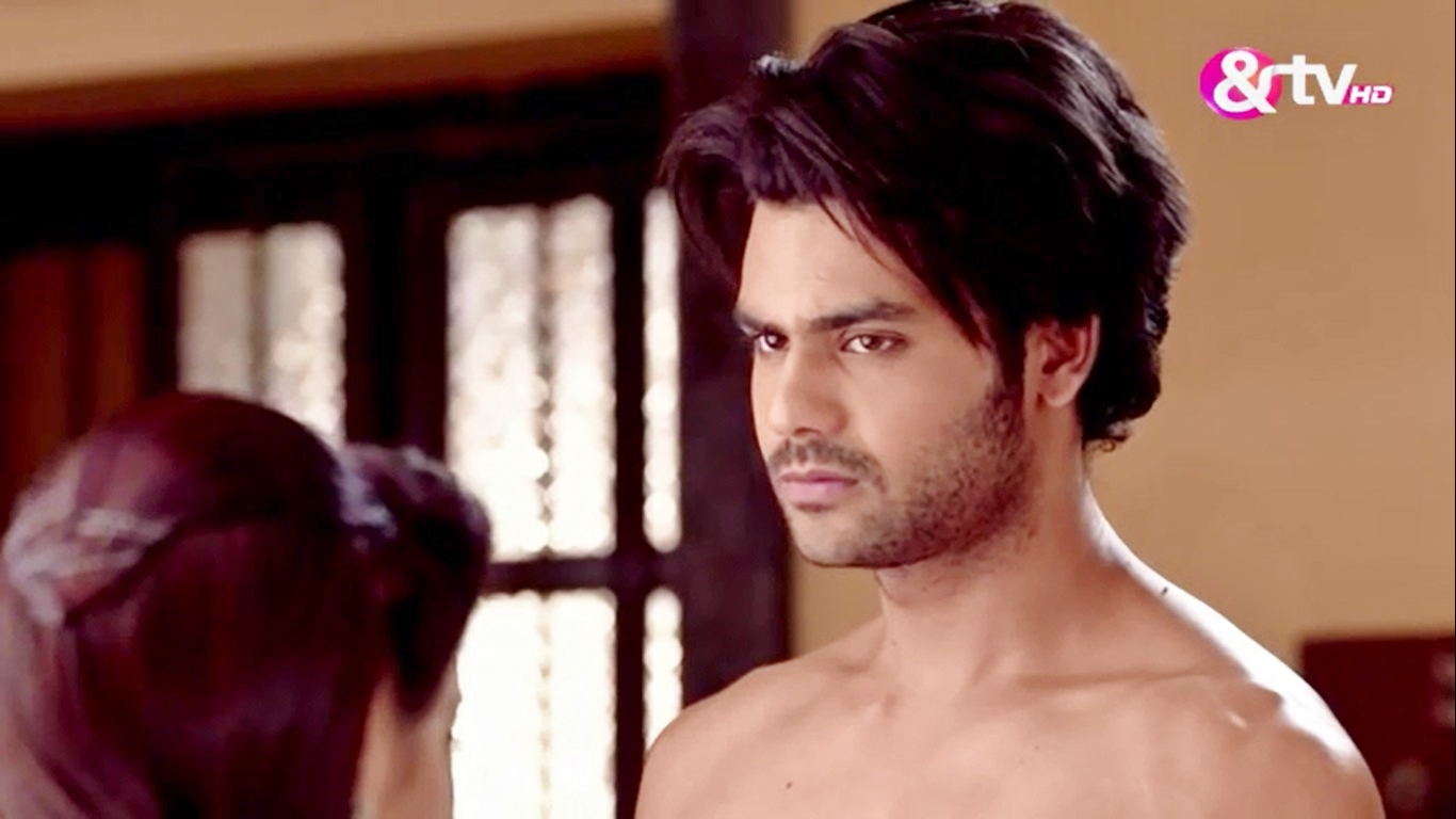 Dare to bare : Hot Indian TV Actors : Vishal Aditya Singh
