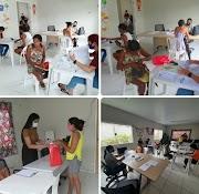 Secretaria de Assistência Social de Igarapé Grande realiza recadastramento de famílias inscritas no Programa Leite é Vida.