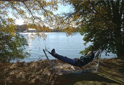 Terapi alam bebas atau ekoterapi