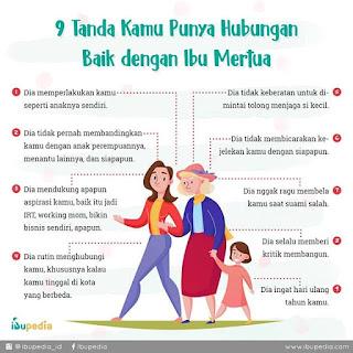 Jangan Anggap Ibu Mertua Sebagai Ibumu Sendiri Lanalouie