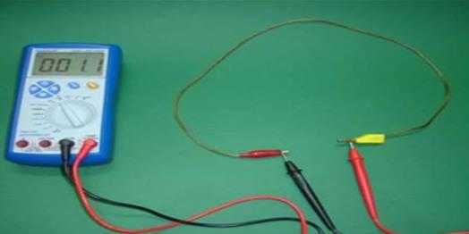 كيفية فحص الاسلاك الكهربائية