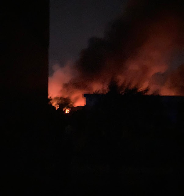 Prisoners freed as gunmen attack Imo prison and set it ablaze (video)