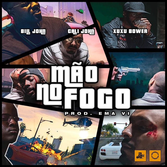 Bill John Feat. Cali John & Xuxu Bower - Mão No Fogo (Rap) - Download mp3