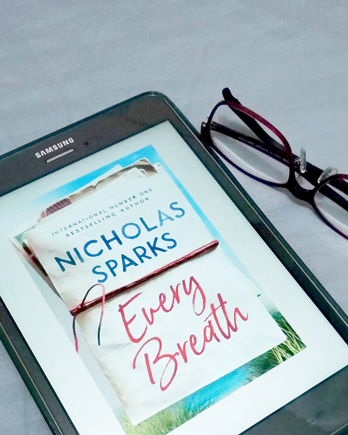 Book Musings: Every Breath by Nicholas Sparks